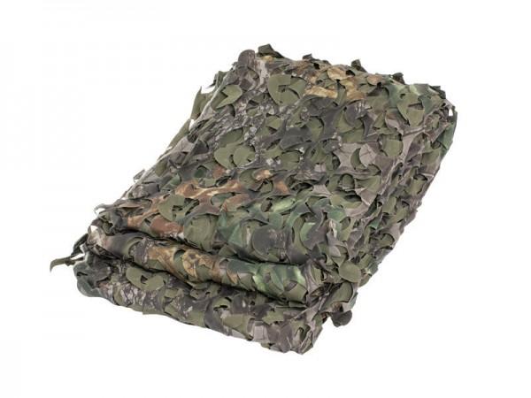Маскировочная сетка Нитекс Пейзаж Тайга 4D 2,4х1,5