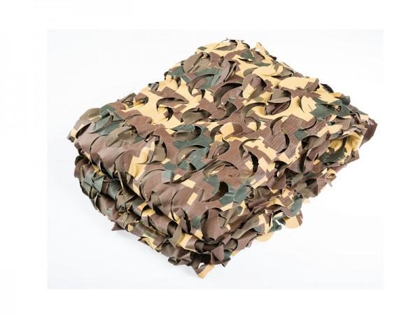 Маскировочная сетка Нитекс Пейзаж Утка 3D 2,4х1,5