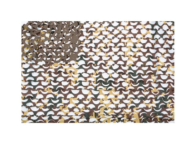 фото Маскировочная сетка Нитекс Пейзаж Утка 3D 2,4х1,5