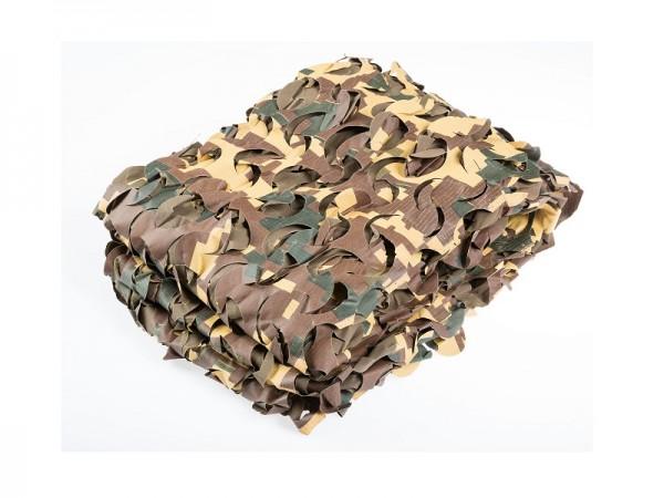 Маскировочная сетка Нитекс Пейзаж Утка 3D 2,4х3