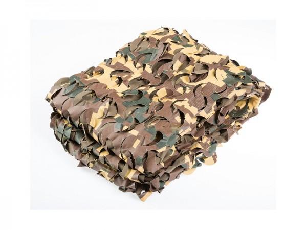 Маскировочная сетка Нитекс Пейзаж Утка 3D 2,2х6
