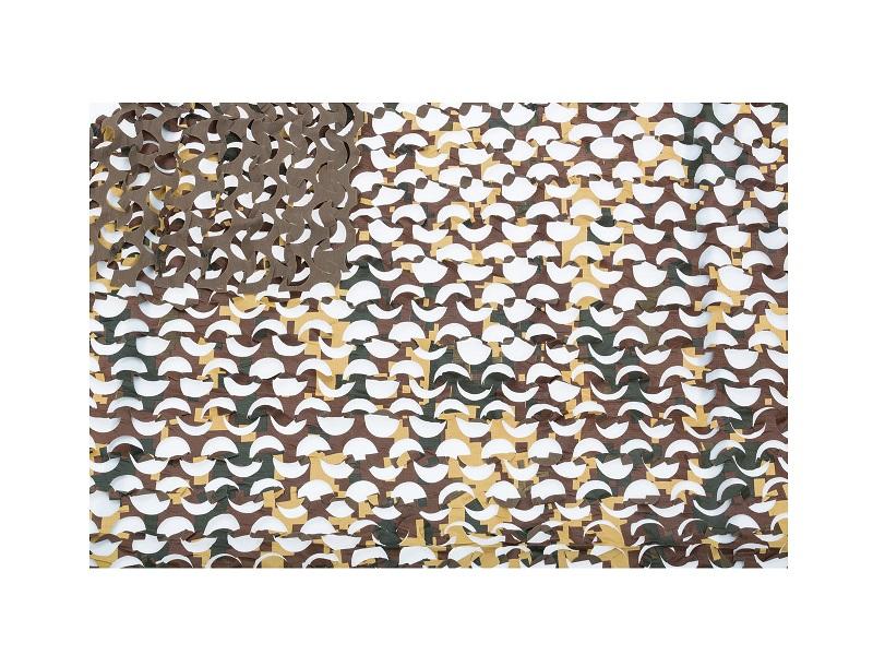 фото Маскировочная сетка Нитекс Пейзаж Утка 3D 2,2х6