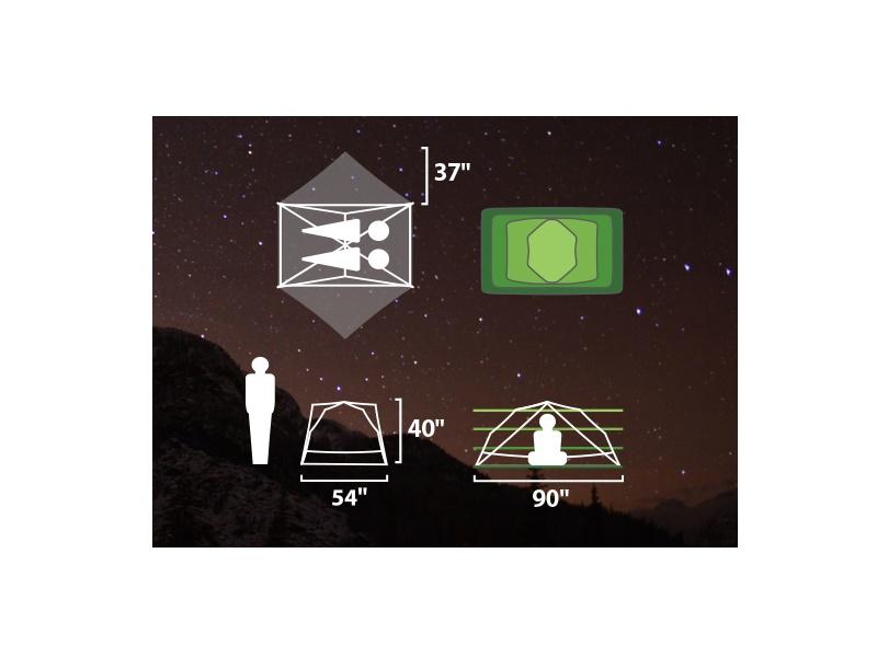 фото Палатка NEMO Galaxy 2P