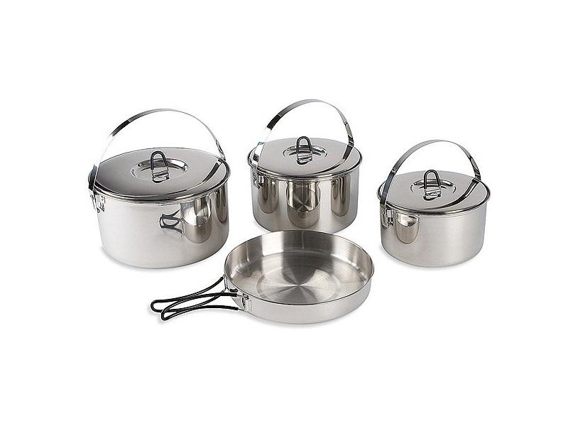 фото Набор посуды Tatonka Family Cook Set L