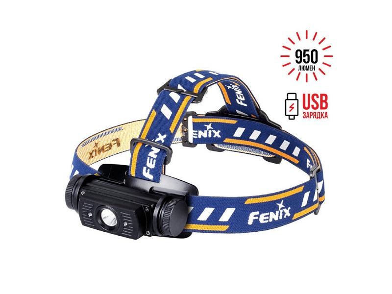 фото Налобный фонарь Fenix HL60R Cree XM-L2 U2 Neutral White LED