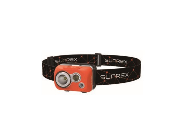 Налобный фонарь SUNREE YoudoX (red) waterproof headlamp