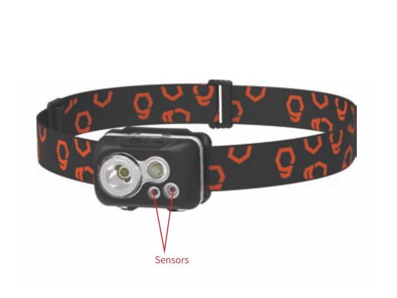 фото Налобный фонарь SUNREE YoudoX (sensor) waterproof headlamp