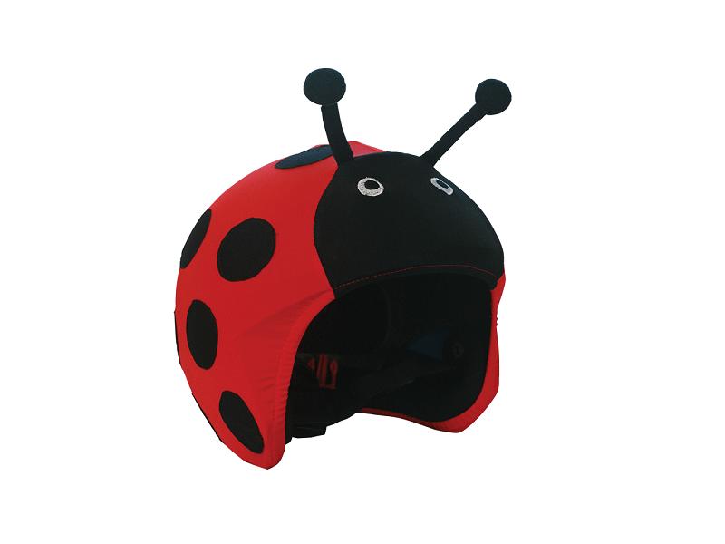 фото Нашлемник Coolcasc 001 Ladybug