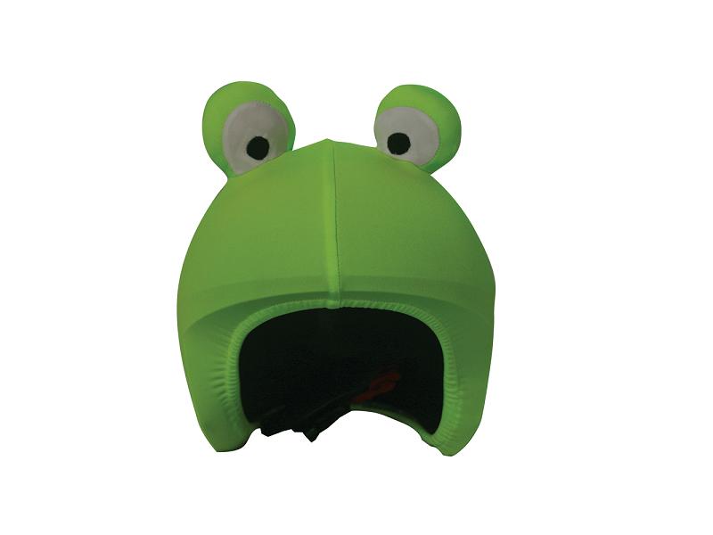 фото Нашлемник Coolcasc 002 Frog