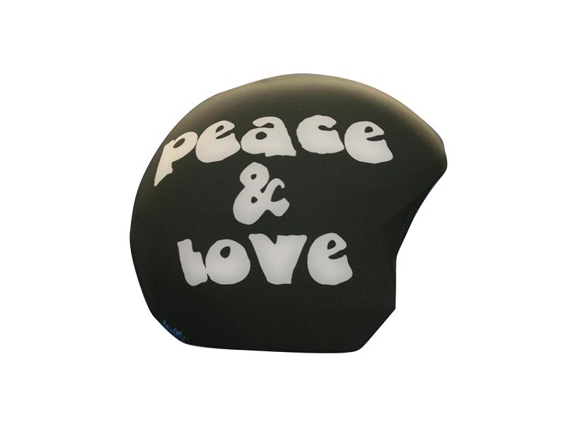 фото Нашлемник Coolcasc 128 Peace&Love