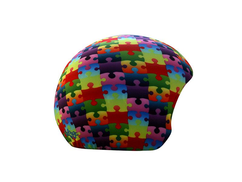 фото Нашлемник Coolcasc 148 Colour Puzzle