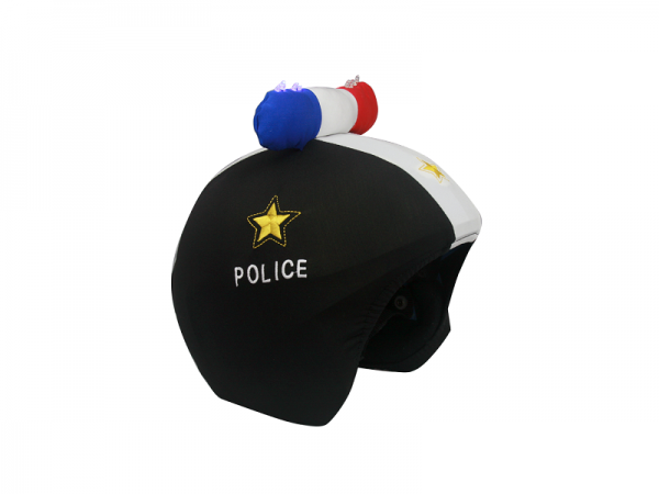 Нашлемник Coolcasc L05 Police
