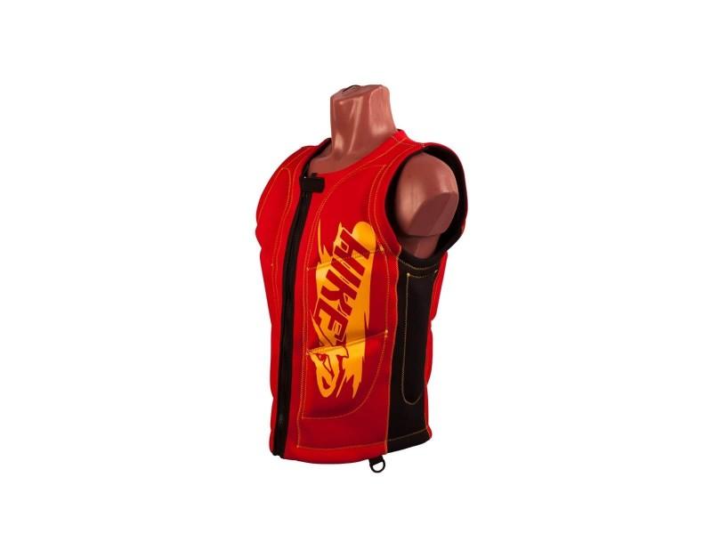 фото Неопреновый жилет hikeXp Anti shock Red-Black