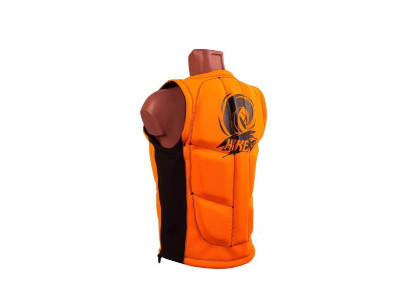 фото Неопреновый жилет hikeXp Black-Orange