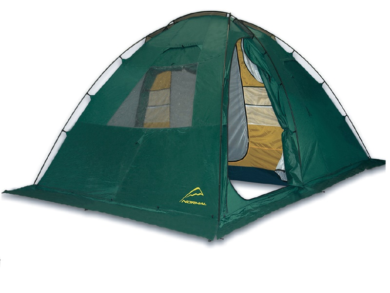 фото Палатка Normal Байкал 4 Люкс