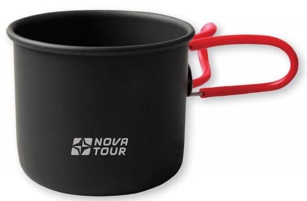 Nova tour - Кружка со складными ручками 400