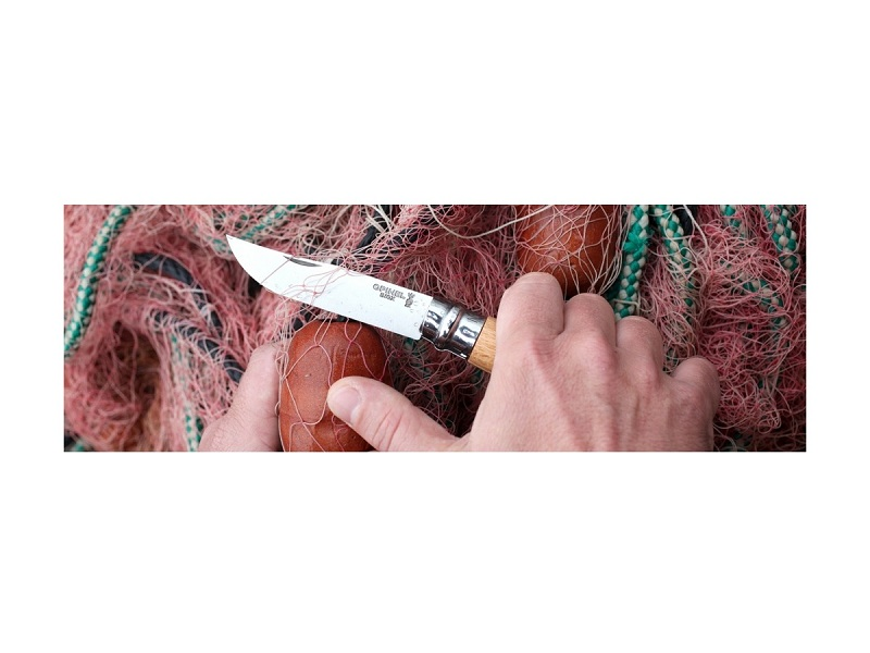 фото Нож складной Opinel №10 VRI Tradition Inox