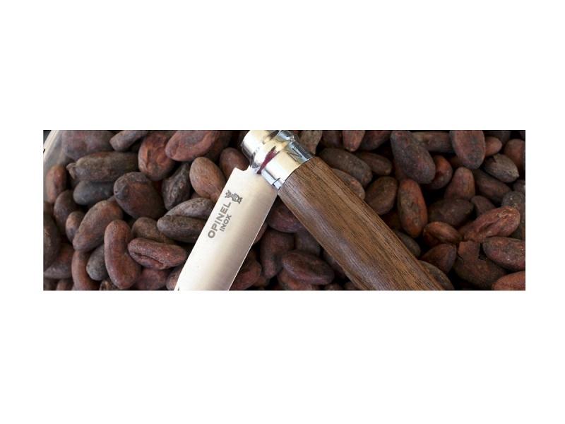 фото Нож складной Opinel №8 VRI Luxury Tradition Bubinga в подарочной упаковке