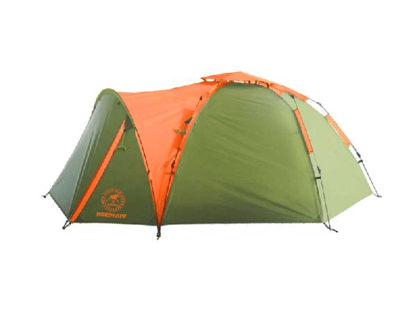 Палатка АВТОМАТ AVI-OUTDOOR Suoma 4 orange