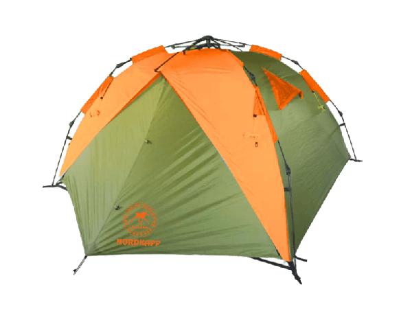 Палатка AVI-OUTDOOR Vuokka 2 оранжевая