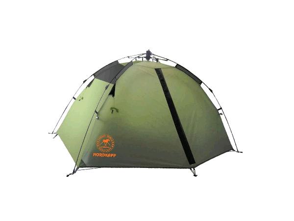 Палатка АВТОМАТ AVI-OUTDOOR Vuokka 2 серый