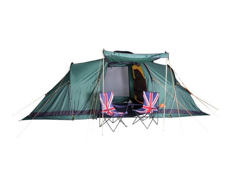фото Палатка Alexika Maxima 6 Luxe