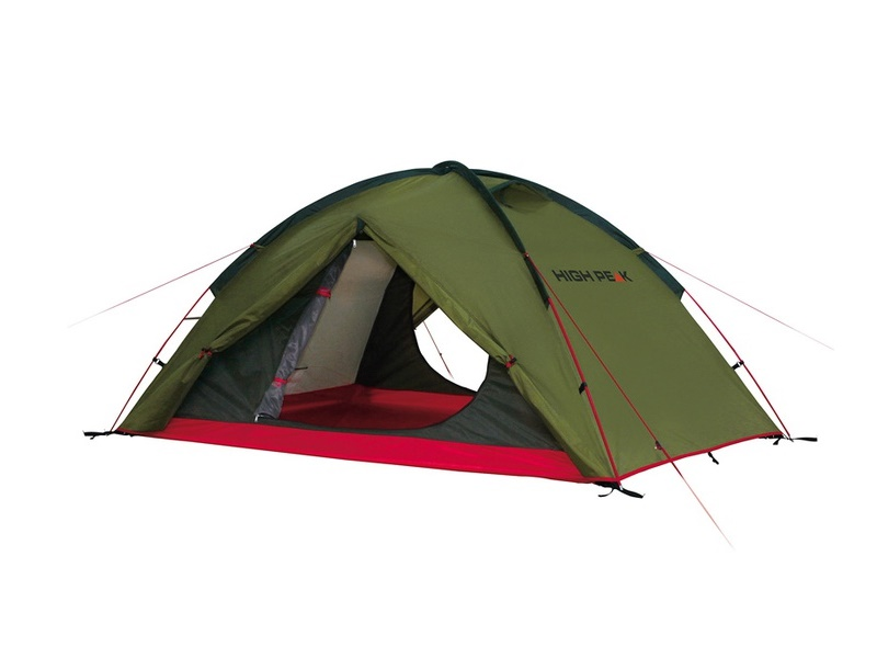фото Палатка High Peak Woodpecker 3