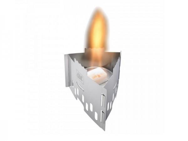 Печь Esbit из нержавеющей стали с мешочком (подходит и для сухого горючего и для спиртовки)