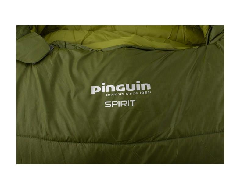 фото Спальный мешок Pinguin Spirit 185 2020 г. (t°комф. -5)