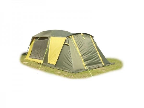 Пристройка к шатру Fortuna 300 и внутренняя палатка
