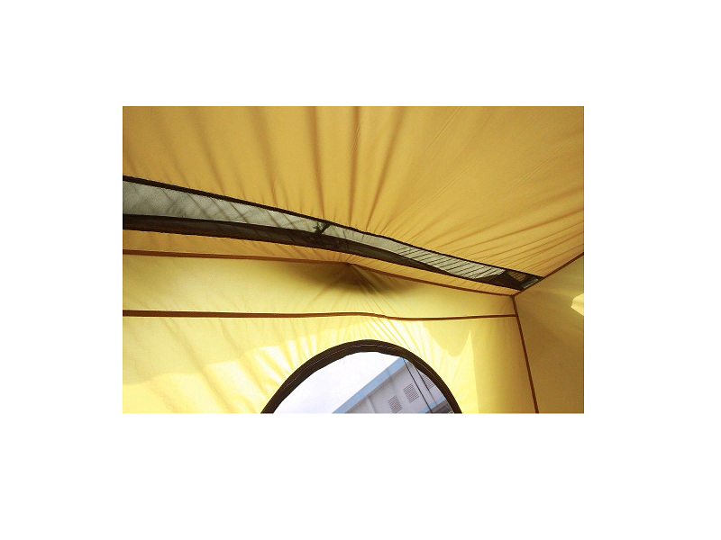 фото Пристройка к шатру Fortuna 300 и внутренняя палатка