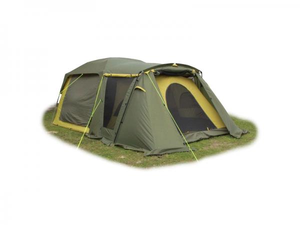 Пристройка к шатру Fortuna 300 premium и внутренняя палатка