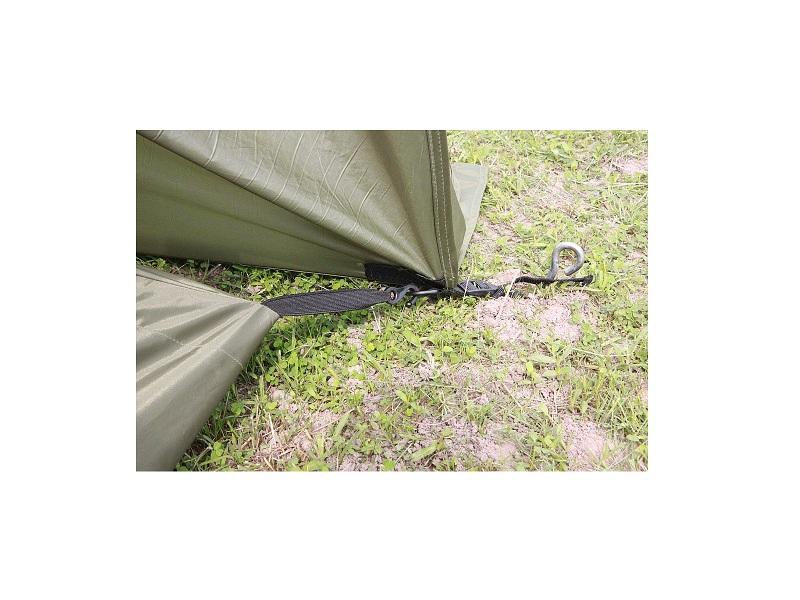 фото Пристройка к шатру Fortuna 300 premium и внутренняя палатка