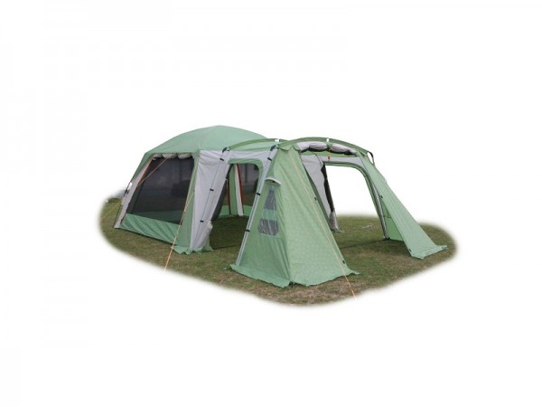 Пристройка к шатру Fortuna 350 и внутренняя палатка