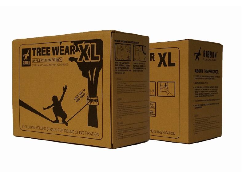 фото Протектор для деревьев Gibbon Treewear XL (200х25х1см)