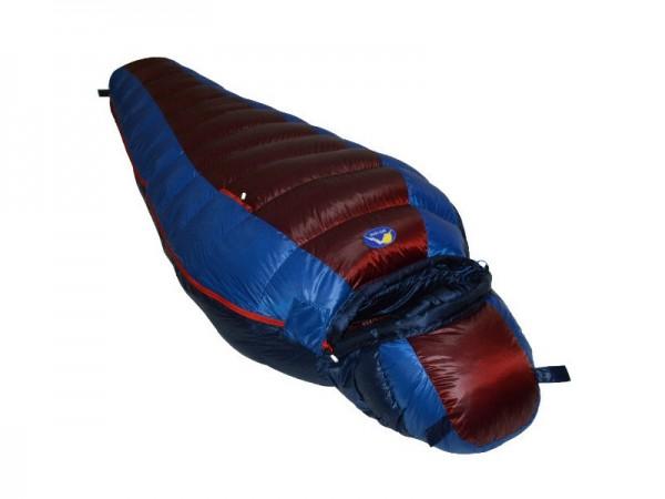 Пуховый спальный мешокик BVN travel Эрцог sport summer  (t°комф. 10)