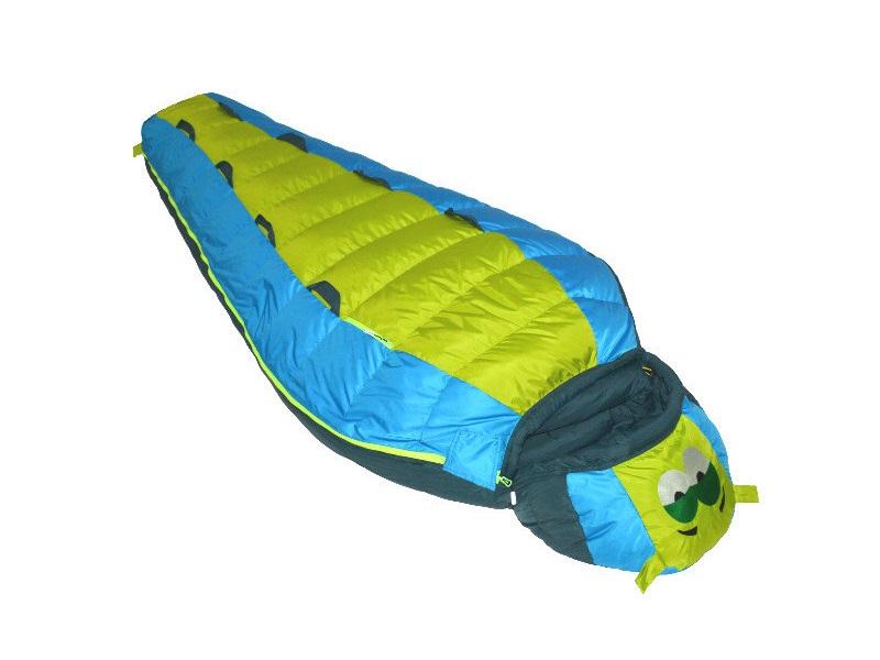 фото Пуховый спальник BVN travel Эрцог sport worm  (t°комф. 5)