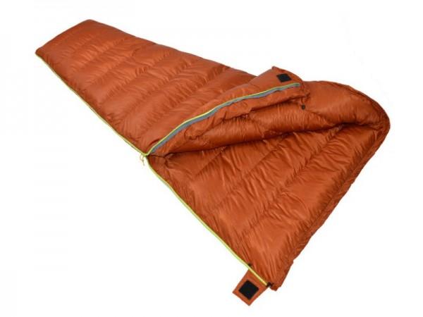 Пуховый спальный мешок-одеяло Вертикаль-3