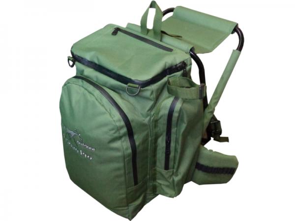 Рюкзак AVI-OUTDOOR Fiskare с раскладным стулом