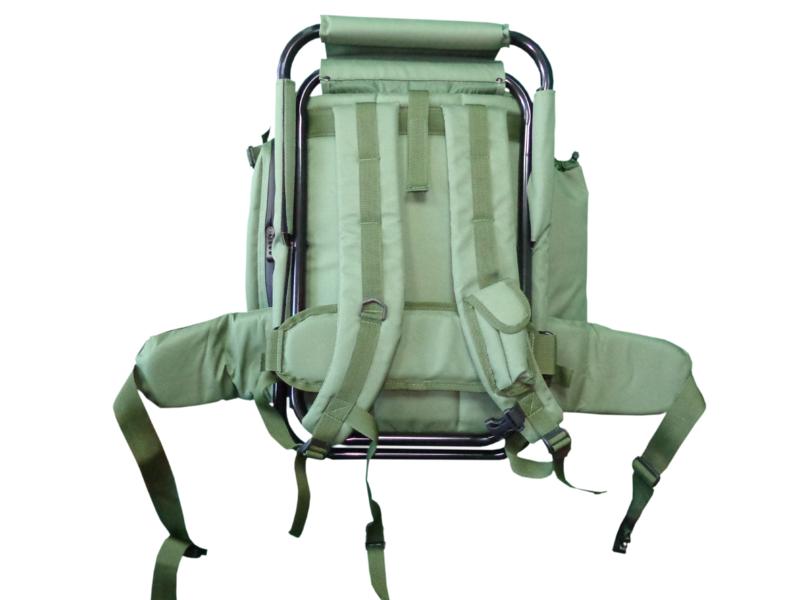 фото Рюкзак AVI-OUTDOOR Fiskare с раскладным стулом