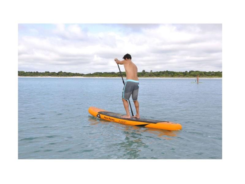 фото Сапборд с веслом Aqua Marina FUSION S18