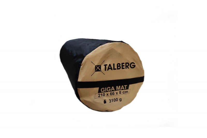 фото Коврик самонадувающийся Talberg GIGA MAT
