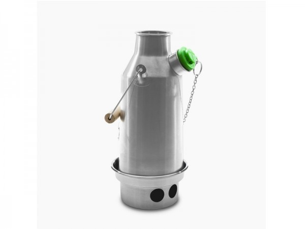 Самовар Kelly Kettle Trekker Steel, 0,6 л