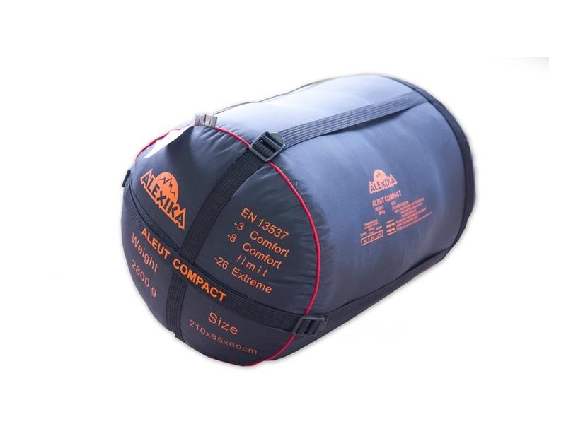 фото Спальный мешок Alexika Aleut (t°комф. -3)