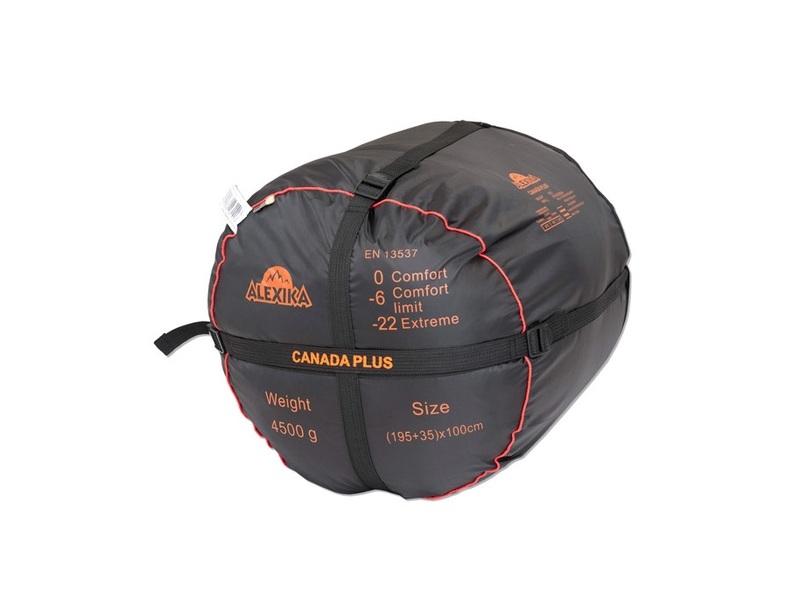 фото Спальный мешок Alexika Canada Plus (t°комф. 0)