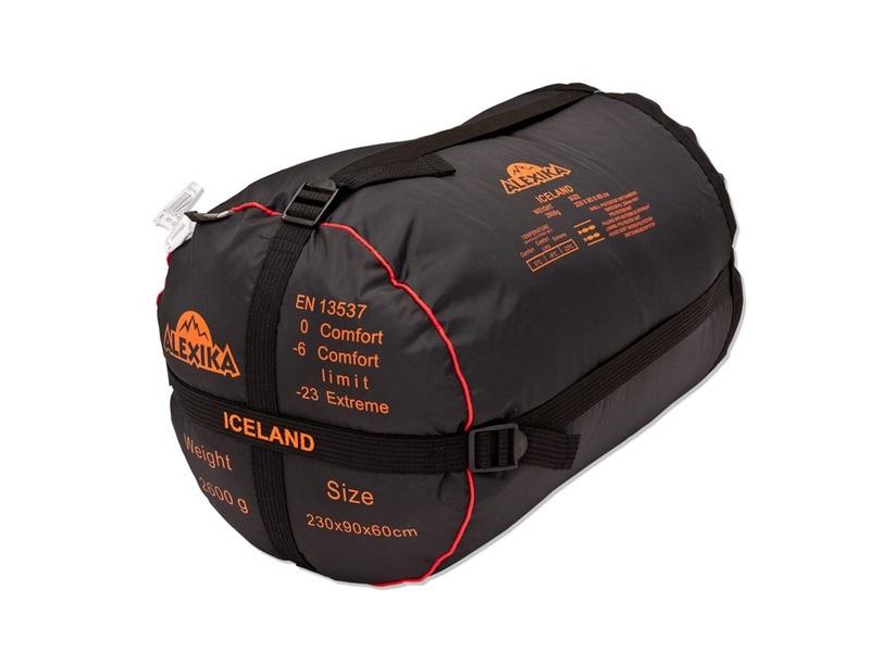 фото Спальный мешок Alexika Iceland (t°комф. 0)