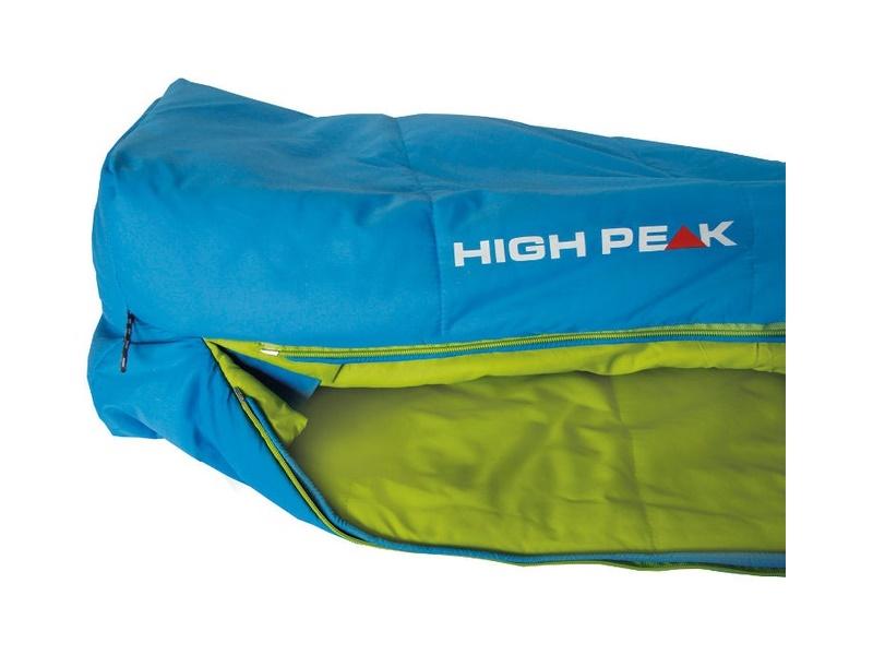 фото Спальный мешок High Peak Hyperion 1L  (t°комф. 1)