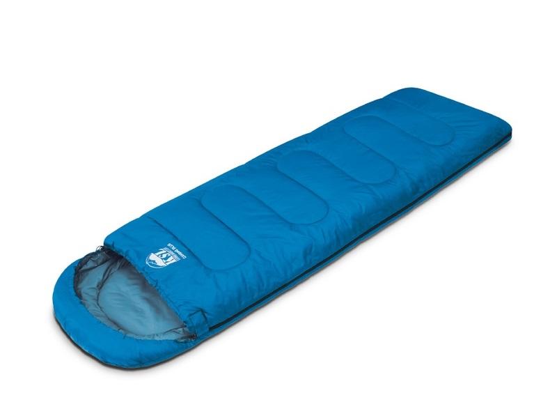 фото Спальный мешок KSL Camping Plus  (t°комф. 14)