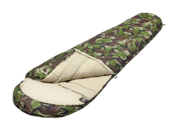 Спальный мешок Jungle Camp Hunter (t°комф. 2)
