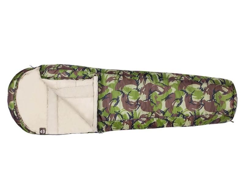 фото Спальный мешок Jungle Camp Hunter XL (t°комф. 2)